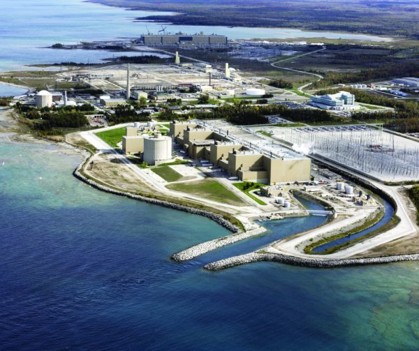 Bruce Power to Study Nuclear Energy Feasibility for Saskatchewan