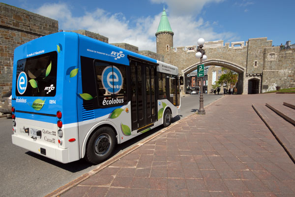 Quebec City Goes Electric—For $12.2M