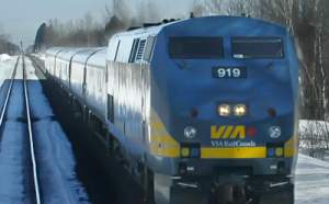 VIA Rail To Improve Ottawa- Montréal Line