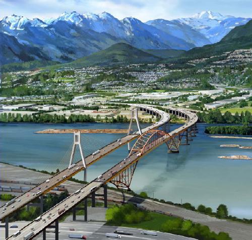P3 Agreement Finally Reached for Port Mann Bridge